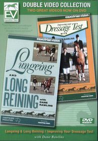 Improving Your Dressage Test/Lungeing and Long Reining - (Import DVD)