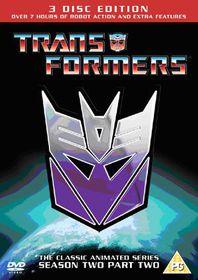 Transformers: Season 2.2 - (Import DVD)