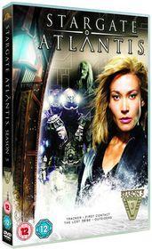Stargate Atlantis: Season 5 - Episodes 9-12 - (Import DVD)