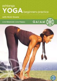 Gaiam Ashtanga Yoga for Beginners - (Import DVD)