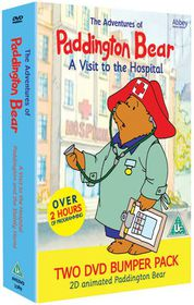 Paddington Bear: A Visit to the Hospital/Paddington... - (Import DVD)