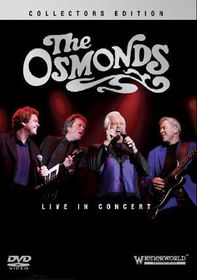 The Osmonds: Live in Concert - (Import DVD)