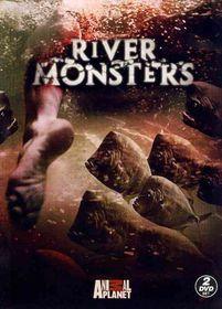 River Monsters - (Region 1 Import DVD)