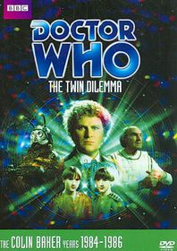 Doctor Who:Ep 137 the Twin Dilema - (Region 1 Import DVD)