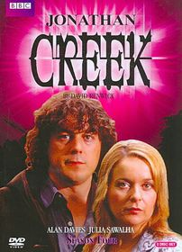 Jonathan Creek:Season 4 - (Region 1 Import DVD)
