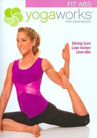 Yogaworks:Fit Abs - (Region 1 Import DVD)