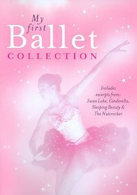My First Ballet Collection - (Region 1 Import DVD)