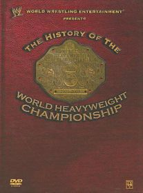 Wwe History of the World Heavyweight - (Region 1 Import DVD)