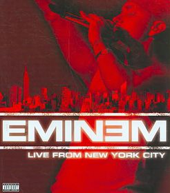 Live from New York City - (Region A Import Blu-ray Disc)
