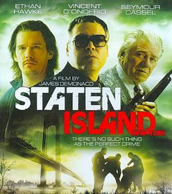 Staten Island - (Region A Import Blu-ray Disc)