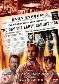 The Day the Earth Caught Fire - (Import DVD)