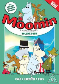 Moomin: Volume 4 - (Import DVD)