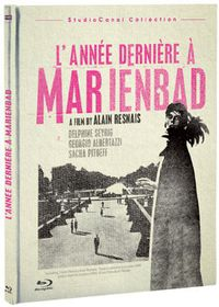 L'annee Derniere a Marienbad - (Import Blu-ray Disc)