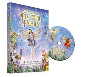 Flower Fairies: Dance Like the Flower Fairies - (Import DVD)