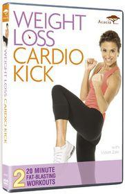 Weight Loss: Cardio Kick - (Import DVD)
