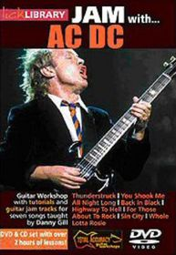 Jam with AC/DC - (Import DVD)