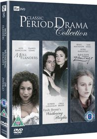 Wuthering Heights / Moll Flanders / Dr Zhivago - (Import DVD)