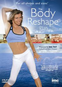 The Body Re-shape Plan - (Import DVD)