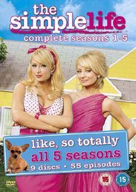The Simple Life: Seasons 1-5 - (parallel import)