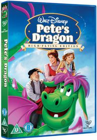 Pete's Dragon - (Import DVD)