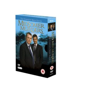 Midsomer Murders: The Complete Series 11 - (Import DVD)