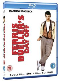Ferris Bueller's Day Off - (Import Blu-ray Disc)