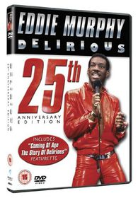 Eddie Murphy: Delirious (25th Anniversary Edition) - (Import DVD)