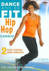 Dance and Be Fit:Hip Hop Cardio - (Region 1 Import DVD)