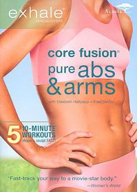 Exhale:Pure Abs and Arms - (Region 1 Import DVD)