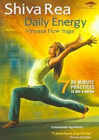 Shiva Rea:Daily Energy Vinyasa Flow Y - (Region 1 Import DVD)