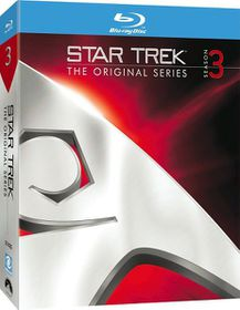 Star Trek:Original Series:Season 3 - (Region A Import Blu-ray)