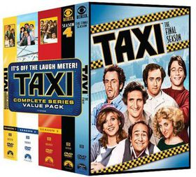 Taxi:Complete Series Pack - (Region 1 Import DVD)