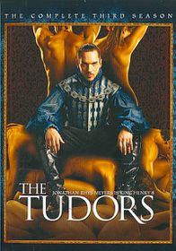 Tudors:Complete Third Season - (Region 1 Import DVD)