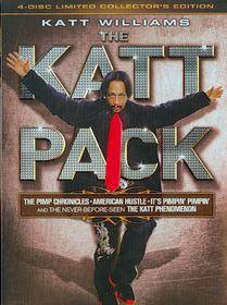 Katt Pack - (Region 1 Import DVD)