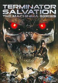 Terminator Salvation:Machinima Series - (Region 1 Import DVD)
