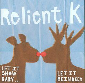 Let It Snow Let It Reindeer - (Import CD)