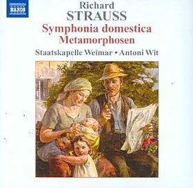 Strauss: Symphonica Domestica - Symphonica Domestica (CD)