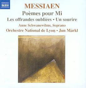 Messiaen: Poemes Pour Mi - Poems Pour Mi (CD)
