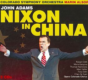 Adams: Nixon In China - Nixon In China (CD)