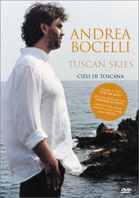 Andrea Bocelli - Cieli Di Toscana (DVD)