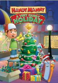 Handy Manny - A Very Handy Holiday (DVD)