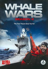 Whale Wars Season 2 - (Region 1 Import DVD)