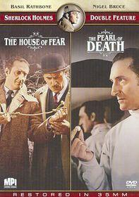 Sherlock Holmes:House of Fear/Pearl O - (Region 1 Import DVD)