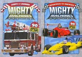 Lights & Ladders/Roadways to Runways - (Region 1 Import DVD)