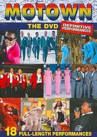 Motown:DVD - (Region 1 Import DVD)