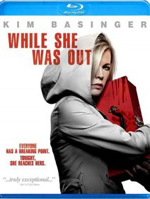 While She Was out - (Region A Import Blu-ray Disc)