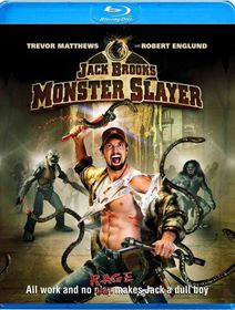 Jack Brooks:Monster Slayer - (Region A Import Blu-ray Disc)