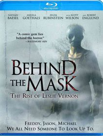 Behind the Mask - (Region A Import Blu-ray Disc)