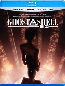 Ghost in the Shell 2.0 - (Region A Import Blu-ray Disc)