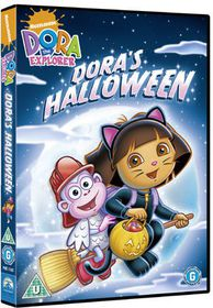Dora the Explorer: Dora's Halloween - (Import DVD)